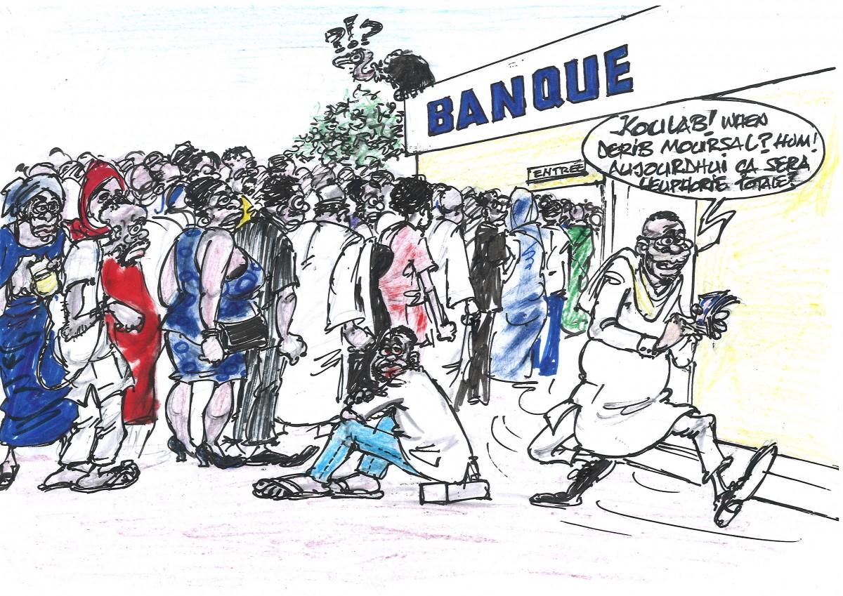 fonctionnaires tchadiens