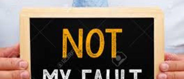 Article : Les échecs, c'est de la faute des autres :  Idriss Deby du Tchad, donne un exemple