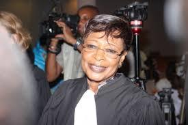 cette femme symbolise le leadership affirmé des femmes Tchadiennes.